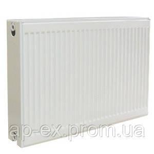 Стальной радиатор DJOUL тип 11 H300 L1000 боковое подключение