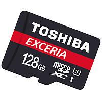 Микро СД Toshiba 128ГБ 10 класс