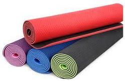 Маты для фитнеса и йоги