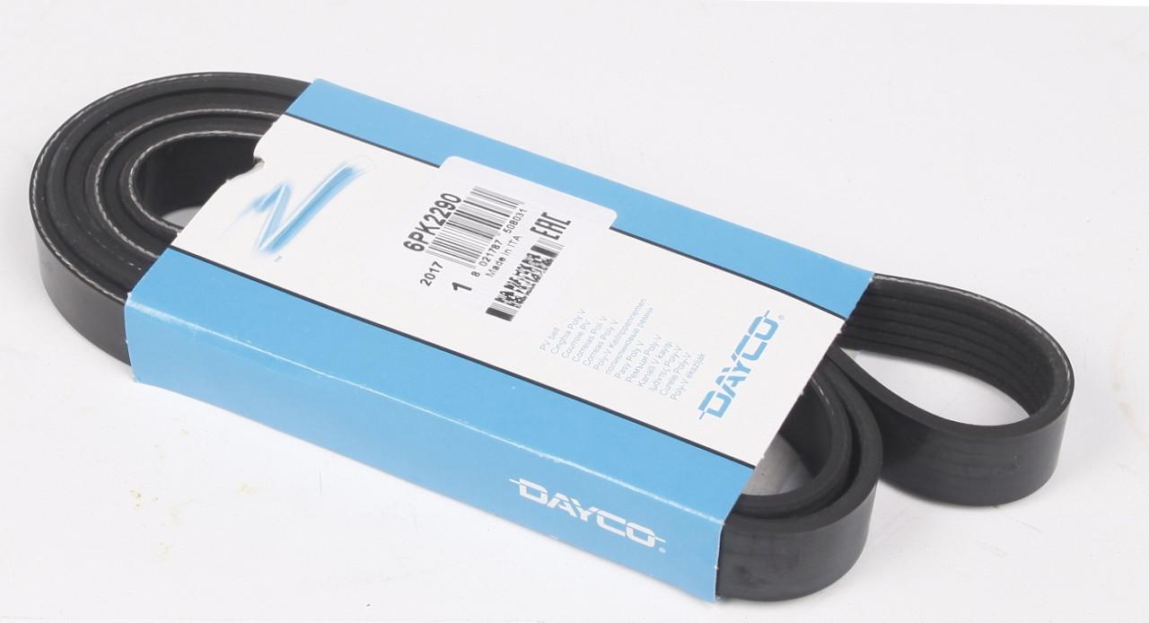 Ремень генератора MB Sprinter 2.2 CDI 06-/MB Vito 639 2.2 CDI Dayco