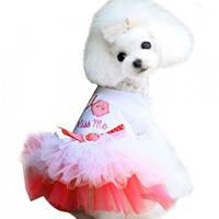 Платье для собаки (Код: 0027)