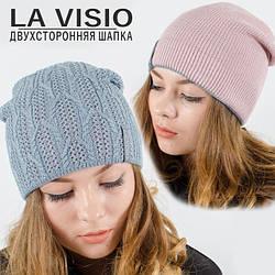 Двухсторонние шапки La Visio