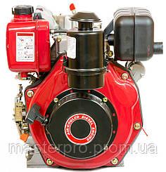 Двигатель дизельный Weima WM178FE (Вал шлицы 25 мм)