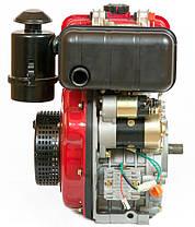 Двигатель дизельный Weima WM178FE (Вал шлицы 25 мм), фото 2