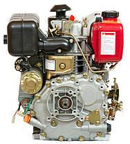 Двигатель дизельный Weima WM178FE (Вал шлицы 25 мм), фото 3