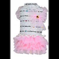 Платье для собаки (Код: 0089)