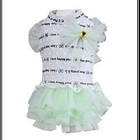 Платье для собаки (Код: 0090)
