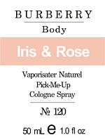 Body * Burberry (Iris & Rose) - 50 мл духи