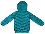Демисезонная куртка для девочки NANO F17 M 1250 Baltic. Размер 112., фото 3