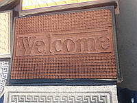 """Коврики под дверь """" WELCOME """"60х90"""