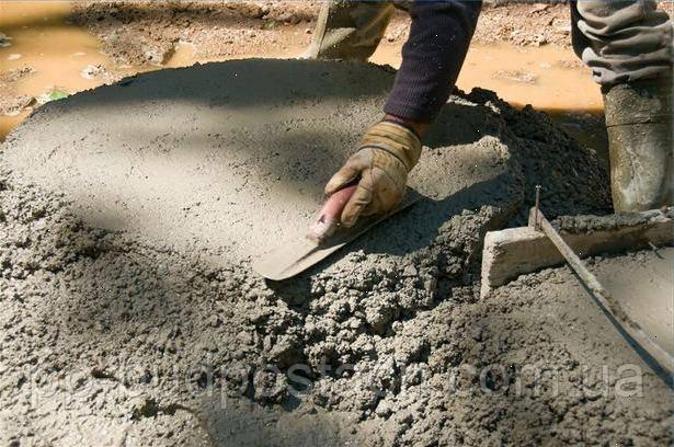 Особо тяжелая бетонная смесь тучково бетон
