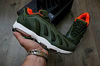Стильные осенние кроссовки Nike Air Max 96 XX Green (Топ качество, найк, реплика)