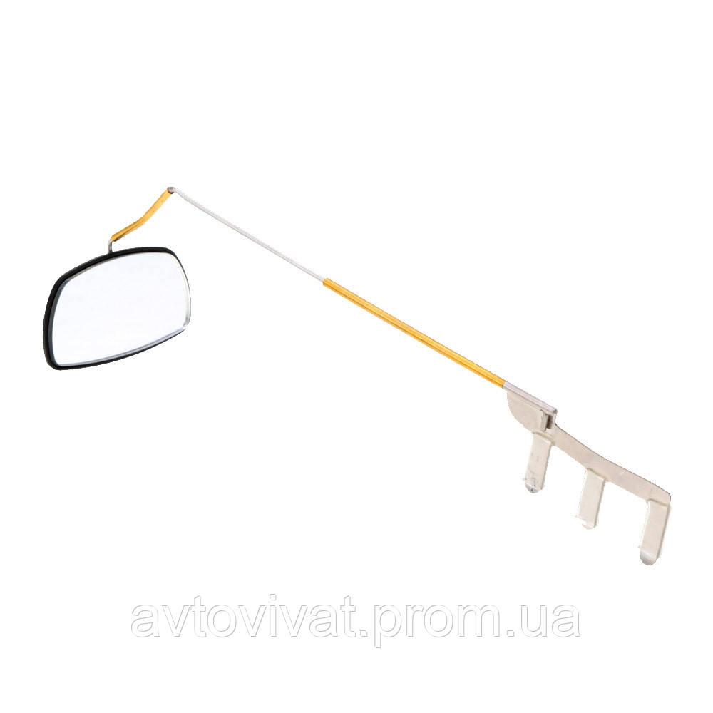Зеркало на очки зеркальце заднего вида дзеркало на окуляри дзеркальце на шлем шолом - Avtovivat в Ивано-Франковске