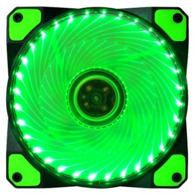 "Вентилятор Cooling Baby 12025BGL Green - Интернет-магазин ""KATRAN"" в Виннице"