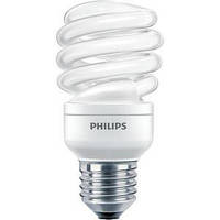 Энергосберегающая лампа Philips E14 12W 220-240V 6500K Econ Twister (2+1) (8711500830203)