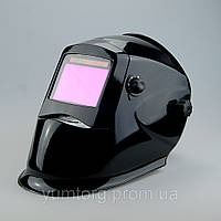 Сварочная маска Хамелеон WH 8912 евро-стекло чёрная