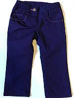 Детские термо джинсы Lupilu на девочку 1-1,5 года