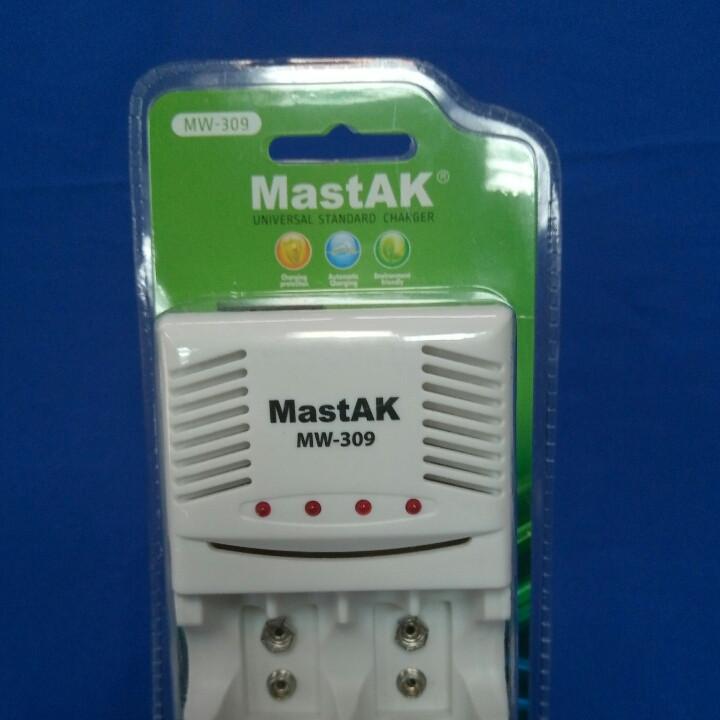 Зарядное устройство MastAK MW-309