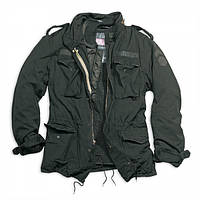 Куртка Surplus Regiment M 65 Jacket Schwarz Ge