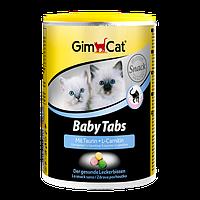 GimCat (Джимкет) BABY TABS 85гр/240шт - витамины для укрепления иммунитета и здорового развития котят