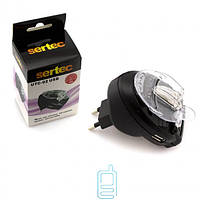 Зарядное устройство-краб Sertec UTC-02 5V 500 mA black