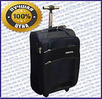Средний дорожный чемодан на силиконовых колёсах  ASSODA