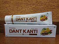 Dant Kanti Advanced улучшенная зубная паста 26 трав,гингивит, халитоз, чувствительность, здоровые зубы и десна