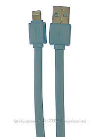 USB-кабель Remax RC-008i Lightning, blue (синий)