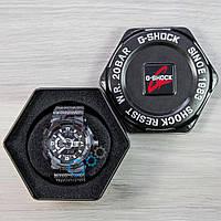Часы женские спортивные наручные камуфляжные Casio Baby-G (Реплика)