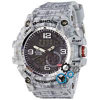 Часы мужские спортивные наручные Casio G-Shock Grey (Реплика)