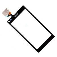 Тачскрин Sony Xperia L C2105 / C2104 Black