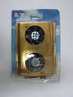 Вентилятор для жестких дисков двойной