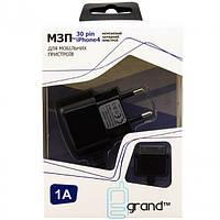 СЗУ Grand для iPhone 3/3S/4/4S 1000 mA black