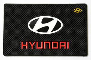 Автоковрик Hyundai (185x120)