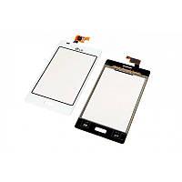 Тачскрин LG E610 Optimus L5/E612 White