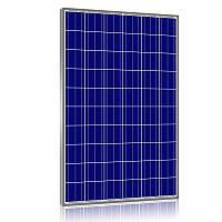 Поликристалическая солнечная панель(батарея)  AMERISOLAR AS-6P30-260 260Вт, 24В
