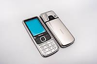 Корпус Nokia 6700 Silver + Клавиатура + Вспышка, Полный Комплект, Заводское Качество