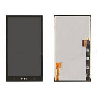 Дисплей HTC One 801e complete with touch Black