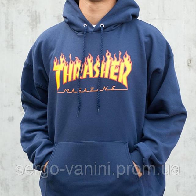 Толстовка Thrasher | бирка вшитая | Худи Трешер