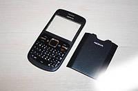 Корпус Nokia C3-00 C Клавиатурой Aa Чёрный