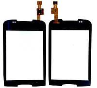 Тачскрин Samsung S5570 Galaxy mini Black