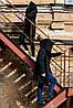 Теплая мантия кочевняя флис мужская, кардиган, кофта кочевая, накидка от производителя Arvisa, фото 4