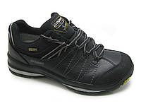 Кожаные кроссовки зима мужские тёплые непромокаемые спортивные
