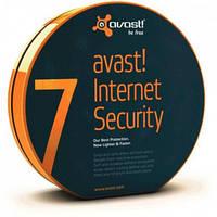 Антивирус Avast! Pro Antivirus 7.0 3 ПК/1 рік BOX