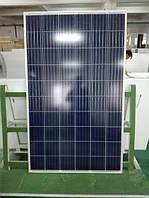 Солнечная поликристалическая панель Resun Solar 270W 5BB, фото 1
