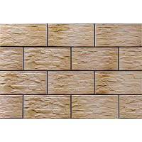 Коллекции плиток для облицовки фасадов и стен Cerrad Цер 9 Кремовая 30х14.8 см цена за 1 плитку
