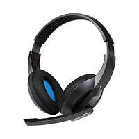 Наушники Gemix HP-660MV Черные,микрофон, регулятор громкости. Диаметр динамика: 40 мм, сопротивление 32 Ом, чувствительность 100 Дб, частотный