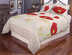Семейное постельное белье Маки Gold