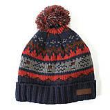 Зимняя шапка для мальчика Nano F17 TU 267Crown Blue . Размеры 9/12 мес -  2/3Х., фото 2
