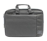 Сумка для ноутбука 16' Continent CC-215GR, Grey (нейлон, 42 x 29 x 5 см)